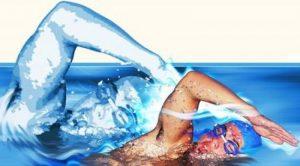 Cursos de natación y de monitor de natación