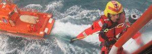 Cursos de salvamento marítimo profesionales